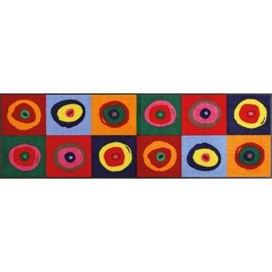 wash+dry Fußmatte, Sergej 60x180 cm, innen und außen, waschbar