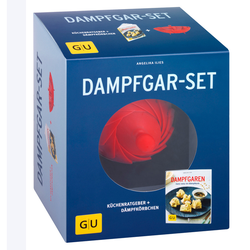 Dampfgar-Set. Angelika Ilies - Buch