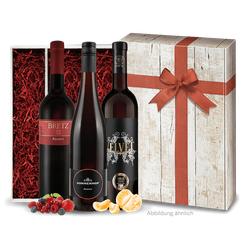 Rotwein-Geschenk Liebliche & Süße Weine