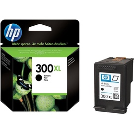 HP 300XL schwarz