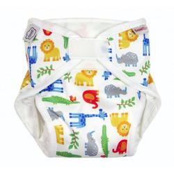 Imse Vimse All-in-One Diaper Organic - Die Alles In Einem Windel Zoo
