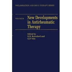 New Developments in Antirheumatic Therapy: eBook von
