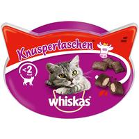 Whiskas Knuspertaschen Rind 60 g