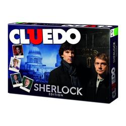 Winning Moves Spiel, Brettspiel Cluedo Sherlock