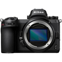 Nikon Z 6 Systemkamera-Body (24,5 MP, Bluetooth, WLAN (Wi-Fi)