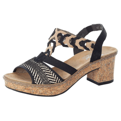 Rieker Sandalette in elegantem Look 37