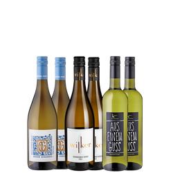 6er-Paket Grauburgunder Glück - Weinpakete
