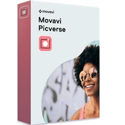 Movavi Picverse - die Bildbearbeitung