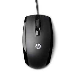 HP Maus mit Kabel Maus (kabellos, USB, HPX500)