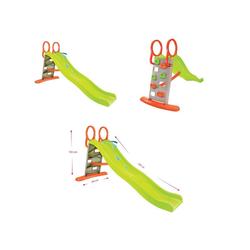Mochtoys Rutsche Kinderrutsche, Wasserrutsche 11564 Slide, 205 cm Rutschlänge, bis 50 kg