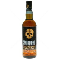 Smokehead Scotch Malt Whisky 0,7L (43% Vol.)