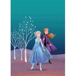 Komar Poster Frozen Sisters, Disney 50 cm x 70 cm