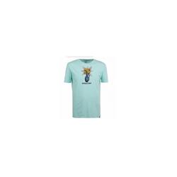Volcom T-Shirt Volcom T-Shirt Grenade blau XL