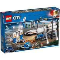 Lego City Raketenmontage & Transport 60229