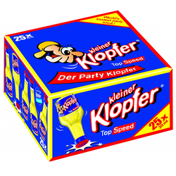 Kleiner Klopfer Top Speed 25 x 0,02 L