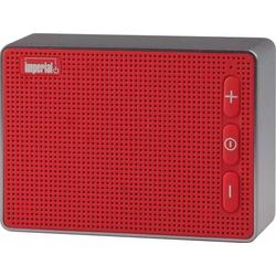 Telestar BT-Lautsprecher mobil IMPERIALBAS2 rot