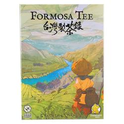 Strohmann Games Spiel, Strohmann Games Formosa Tee (deutsch)