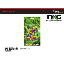 NGX Blow Gun Darts 100 Stück