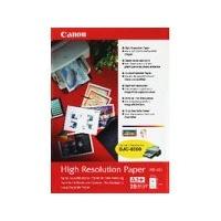 Canon High Resolution HR-101N A3 106 g/m2 20 Blatt