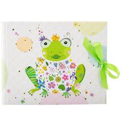 Goldbuch 40 392 Fotobuch Happy Frog Turnowsky 24,5x19,5cm