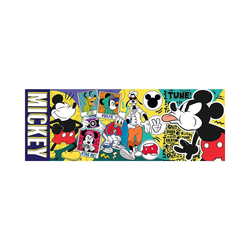Trefl Puzzle Panorama Puzzle 500 Teile - Mickey & Friends, Puzzleteile