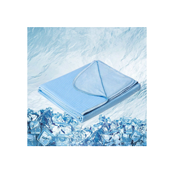 Babydecke GlobaLink C5152 Decke, GlobaLink blau 200 cm x 220 cm