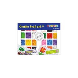 Playbox Bügelperlen Bügelperlen-Set mit XL & Midi-Perlen