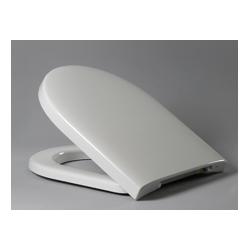 Hamberger WC-Sitz Tube 519740 weiß mit Softclose