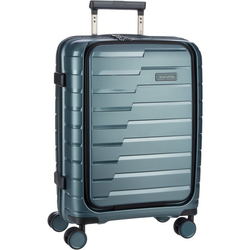 travelite Trolley Air Base 4-Rad Trolley S Vortasche blau