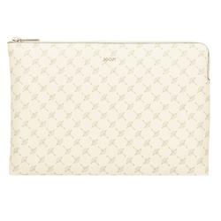 Joop! Cortina Geena Laptophülle 37,5 cm Laptopfach offwhite