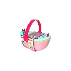 IMC TOYS Kindergeschirr-Set Minnie Picknick Set