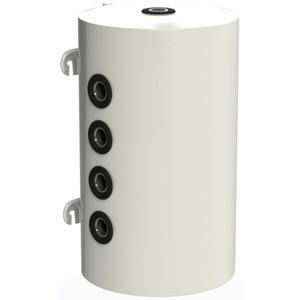 ThermoFlux WPPS 100 Wärmepumpenpufferspeicher ohne Wärmetauscher 100 L
