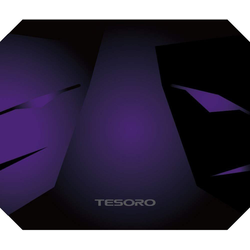 TESORO Gaming Mauspad AEGIS (1-St) X4 - 37 cm x 44 cm
