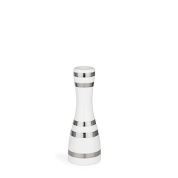 Kähler Omaggio Kerzenhalter Silber H 16 cm