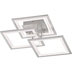 WOFI LED Deckenleuchte MODESTO, LED Deckenlampe