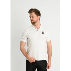 Sergio Tacchini Poloshirt Fancher/MC/MCH Polo weiß XL
