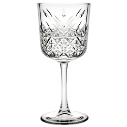 Pasabahce Rotweinglas Timeless, Weinkelch Weinglas 330ml Glas transparent 12 Stück Ø 8.8 cm x 19.5 cm