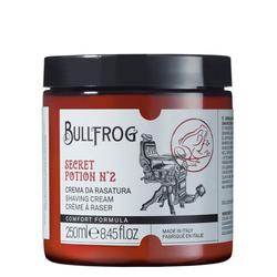 Bullfrog Bullfrog Shaving Cream Secret Potion N.2 Comfort