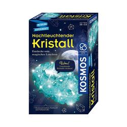 Kosmos Spiel, Mitbringexperiment Nachtleuchtender Kristall -