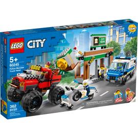 Lego City Raubüberfall mit dem Monster-Truck 60245