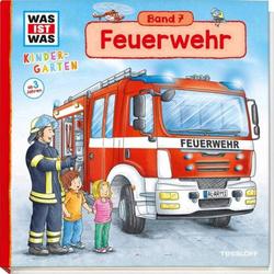 WAS IST WAS Kindergarten Feuerwehr 978-3-7886-1926-8