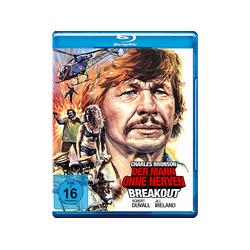 Der Mann ohne Nerven / Breakout Blu-ray