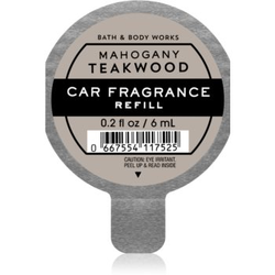 Bath & Body Works Mahogany Teakwood Autoduft Ersatzfüllung 6 ml