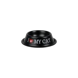 Futternapf für Haustiere I Love My Cat 116045 (Ø 15 cm)