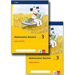 Meilensteine Deutsch 3. Lesestrategien - Ausgabe ab 2017