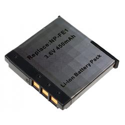 Akku wie Sony NP-FE1 für Cybershot DSC T7, T7/B, T7/S