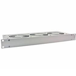 ELMEKO 19-Einschublüfter LEK 3 mit Filtermatte P115350S G3 3 Lüfter einreihig 1 HE