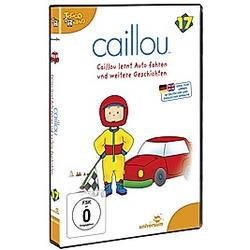 Caillou 17 - Caillou lernt Auto fahren - DVD  Filme
