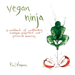 Vegan Ninja: Buch von Paul Maguire