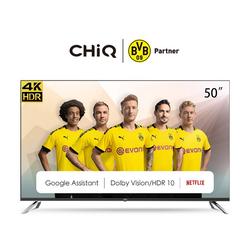 ChiQ U50H7A LED-Fernseher (50 Zoll, 4K Ultra HD, Smart-TV)